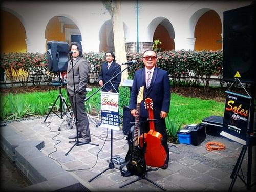 Los 3 Soles de Ecuador - Trio musical de Quito