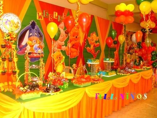 Decoraci n de fiestas infantiles para ni os de un a o imagui - Decoracion fiestas infantiles para ninos ...