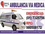 Traslados En Ambulancias