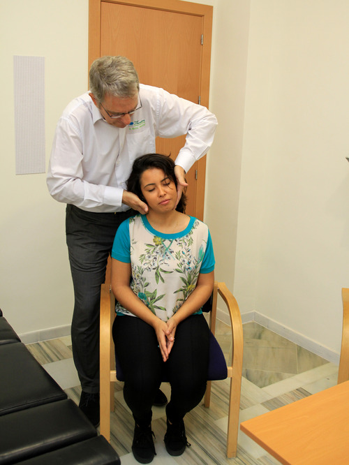 Cervical Chiropraktik