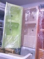 lavarropas en fibra de vidrio