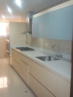 Moncada project, Fitted Kitchen