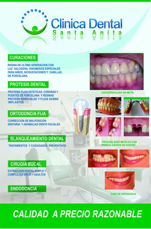 Clinica Dental Santa Anita Informaci 243 N Amarillasperu Net