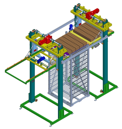 Oficina tecnica diseño 3D
