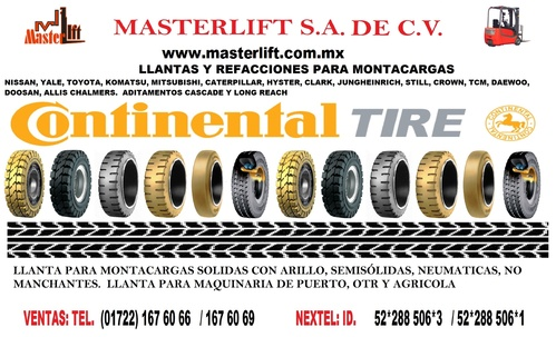 SC20 CONTINENTAL TIRE FOR PORT AND AIRPORT