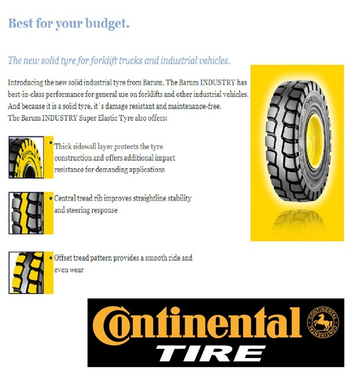 BARUM CONTINENTAL TIRE INDUSTRIAL