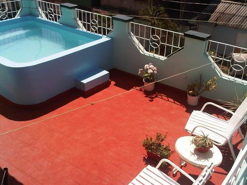disfrutar de las altas temperaturas del caribe en casa hostal bayamo.