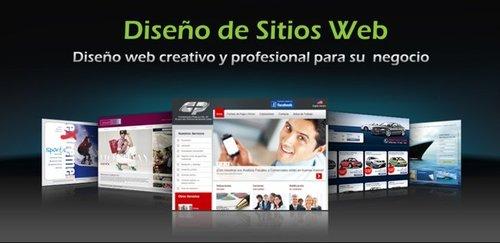 Diseños de Paginas Web