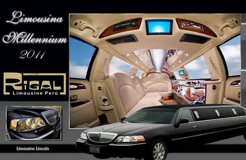Limousine alquiler