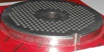 Disco para Maquina Moledora de Carne Tipo Hobart Marca Salvador-Italia