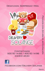 DELIVERY SOLANGE