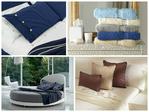 Beddengoed, handdoeken, spreien, voor spa en Hospitality
