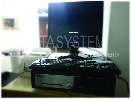 COMPUTER CASE met LED-display