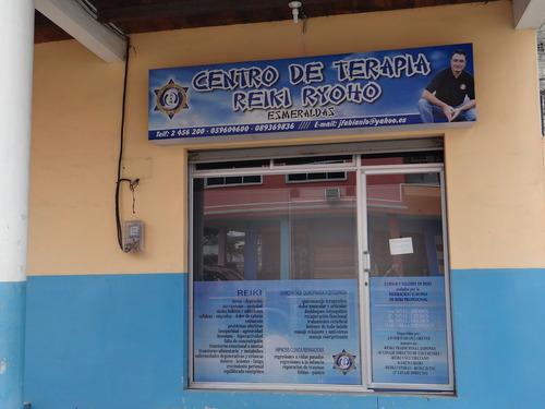 Ryoho Reiki therapy center Esmeraldas