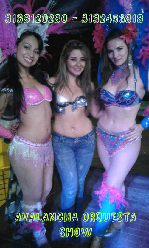 shows grupos musicales