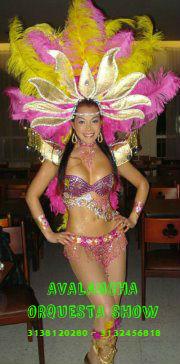 shows de samba en bogota
