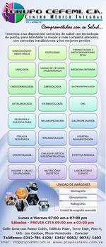 Servicios de salud Centro Médico CEFEMI