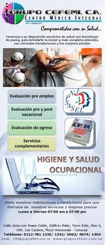 Higiene y Salud Ocupacional