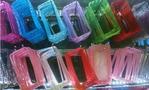 proveedor SamsungS3/S5/S4, Note4/3/2 Metal /Colorful transparen bumper