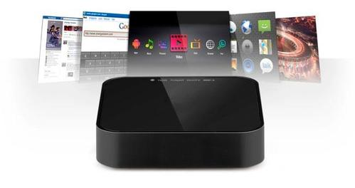 Majestic Android TV Box transforma sua TV inteligente, Smart TV ...