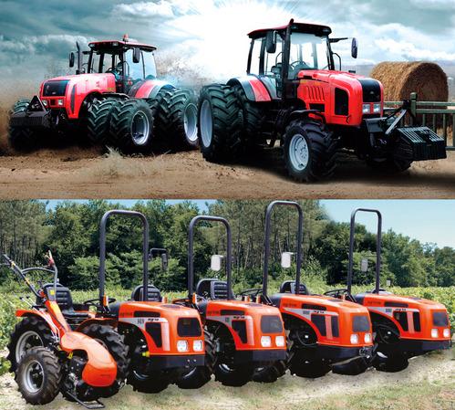 Tractores y Maquinarias Agricolas