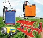 Landwirtschaftliche Geräte und Werkzeuge