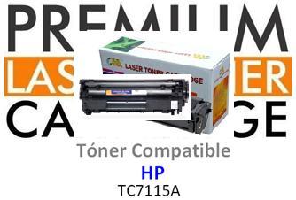 Toner Genérico Compatible con HP C7115A - 15A Negro