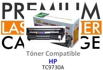 Toner Genérico Compatible con HP C9730A - 645A Negro