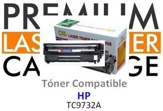 Toner Genérico Compatible con HP C9732A - 645A Amarillo