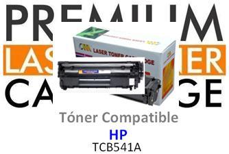 Toner Genérico Compatible con HP CB541A Cyan