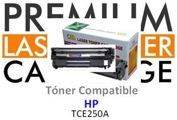 Toner Genérico Compatible con HP CE250A Negro