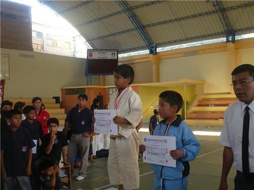 clases de judo  2009