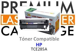 Toner Genérico Compatible con HP CE285A - 85A Negro