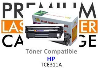 Toner Genérico Compatible con HP CE311A - 126A Cyan