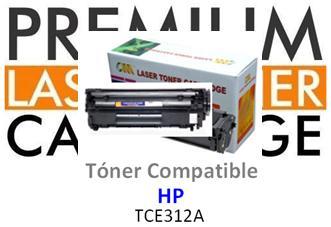 Toner Genérico Compatible con HP CE312A - 126A Amarillo
