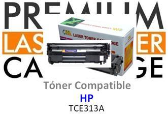 Toner Genérico Compatible con HP CE313A - 126A Magenta