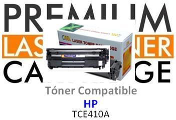 Toner Genérico Compatible con HP CE410A - 305A Negro