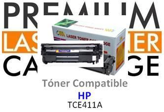 Toner Genérico Compatible con HP CE411A - 305A Cyan