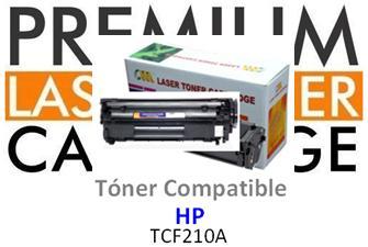 Toner Genérico Compatible con HP CF210A - 131A Negro