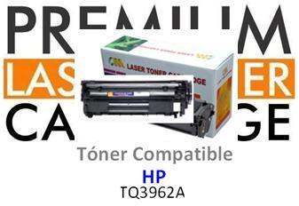 Toner Genérico Compatible con HP Q3962A - 122A Amarillo