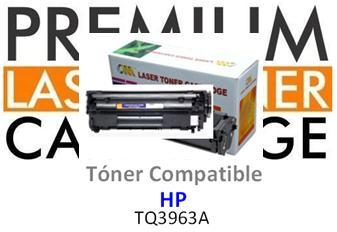 Toner Genérico Compatible con HP Q3963A - 122A Magenta
