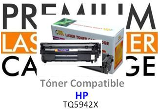 Toner Genérico Compatible con HP Q5942X - 42X Negro