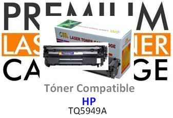 Toner Genérico Compatible con HP Q5949A - 49A Negro