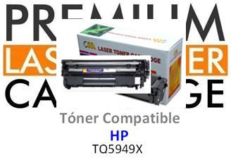 Toner Genérico Compatible con HP Q5949X - 49X Negro