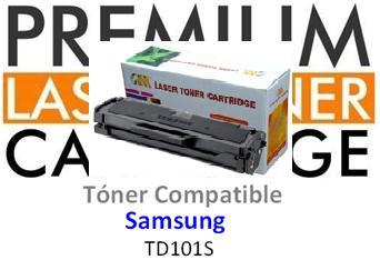 Toner Genérico Compatible con Samsung MLT-D101S/ELS Negro