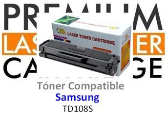Toner Genérico Compatible con Samsung ML-1640 / MLT-D1082S/ELS Negro