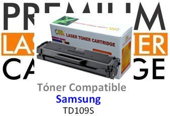 Toner Genérico Compatible con Samsung MLT-D1092S / SCX-4300 Negro