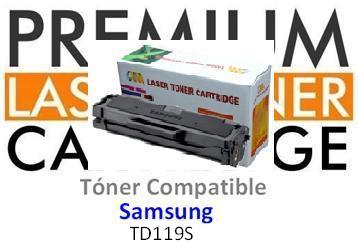 Toner Genérico Compatible con Samsung MLT-D119S / SCX-4521/ 2010 Negr
