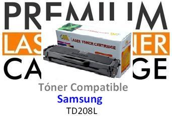 Toner Genérico Compatible con Samsung MLT-D2082L / SCX-5635 Negro Alt