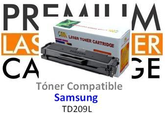 Toner Genérico Compatible conToner Compatible Samsung MLT-D2092L / SC
